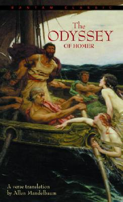 The Odyssey of Homer - Homer, and Mandelbaum, Allen (Translated by)