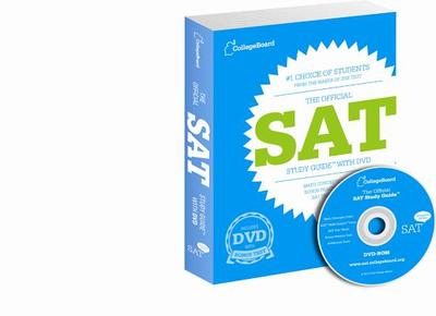 The Official SAT Study Guide with DVD - College Board