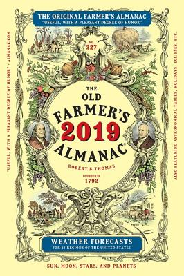 The Old Farmer's Almanac 2019, Trade Edition - Old Farmer's Almanac