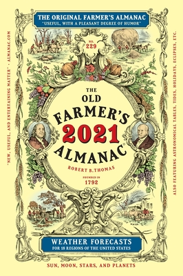 The Old Farmer's Almanac 2021, Trade Edition - Old Farmer's Almanac