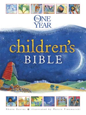 The One Year Children's Bible - Davies, Rhona, and Anno Domini Publishing (Producer)