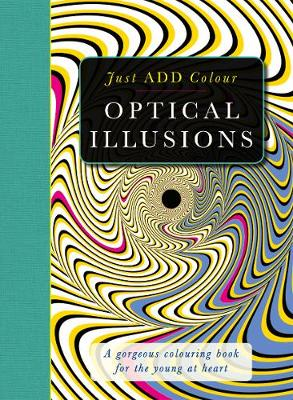 The Optical Illusions Colouring Book - Lawson, Beverley