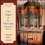 The Organ at La Valenciana