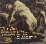 The Organ Music of Petr Eben, Vol. 3