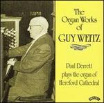 The Organ Works of Guy Weitz