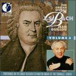 The Organ Works of J.S. Bach, Vol. 3