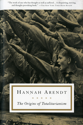 The Origins of Totalitarianism - Arendt, Hannah, Professor