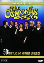 The Osmonds: Live in Las Vegas 50th Anniversary Reunion Concert [Collector's Edition]