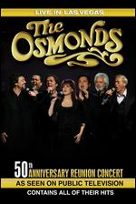 The Osmonds: Live in Las Vegas - 50th Anniversary Reunion Concert -