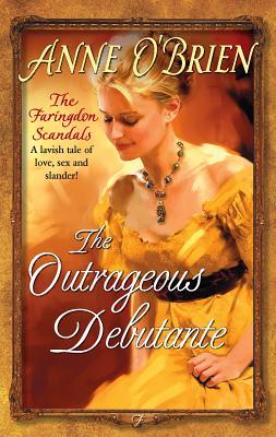 The Outrageous Debutante - O'Brien, Anne