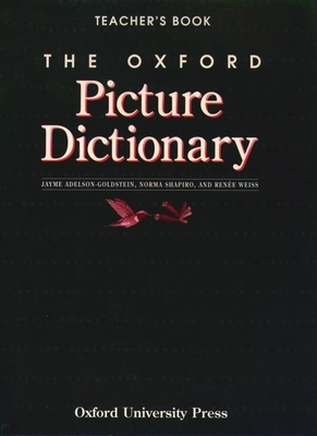 The Oxford Picture Dictionary - Adelson-Goldstein, Jayme