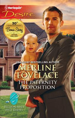 The Paternity Proposition - Lovelace, Merline