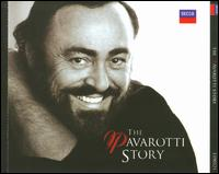 The Pavarotti Story - Alan Opie (baritone); Alan Opie (baritone); Anthony Rolfe Johnson (tenor); Berlin Philharmonic Orchestra;...