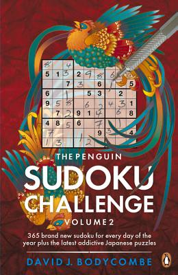 The Penguin Sudoku Challenge: Volume 2 - Bodycombe, David J.