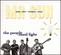 The People Need Light - Mr. Sun