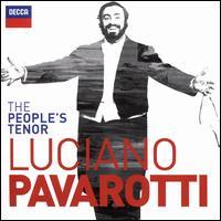 The People's Tenor - Alberto Bartoli (percussion); Andrea Griminelli (flute); Antonella Pepe (soprano); Cecilia Bartoli (mezzo-soprano);...