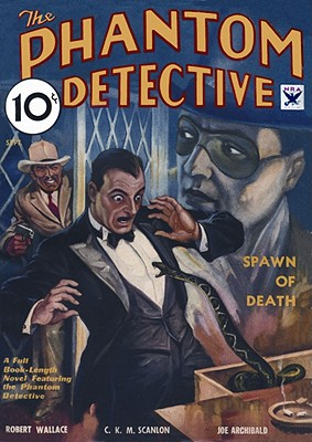 The Phantom Detective, September 1934 - Wallace, Robert, Sir