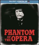 The Phantom of the Opera [Includes Digital Copy] [UltraViolet] [Blu-ray]
