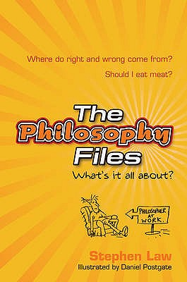 The Philosophy Files - Law, Stephen