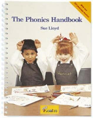 The Phonics Handbook: in Print Letters (BE) - Lloyd, Sue, and Stephen, Lib (Illustrator)