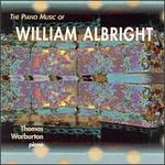 The Piano Music of William Albright