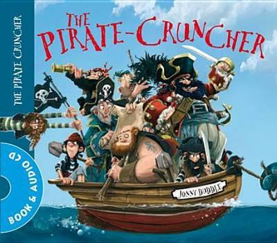 The Pirate Cruncher - Duddle, Jonny