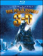 The Polar Express: 3-D [WS] [2 Discs] [With 3-D Glasses] [Blu-ray] - Robert Zemeckis