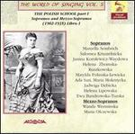The Polish School, Part 1: Sopranos and Mezzo-Sopranos (1902-1935) Libro 1