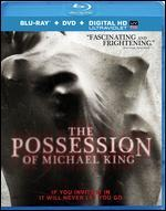 The Possession of Michael King [2 Discs] [Includes Digital Copy] [Blu-ray/DVD] - David Jung
