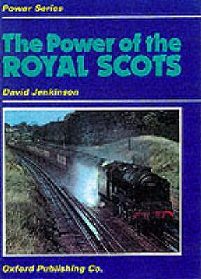 The Power of Royal Scots - Jenkinson, David