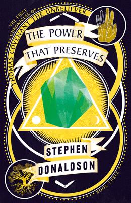 The Power That Preserves - Donaldson, Stephen