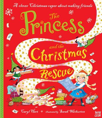 The Princess and the Christmas Rescue - Hart, Caryl