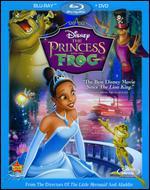 The Princess and the Frog [2 Discs] [Blu-ray/DVD] - John Musker; Ron Clements