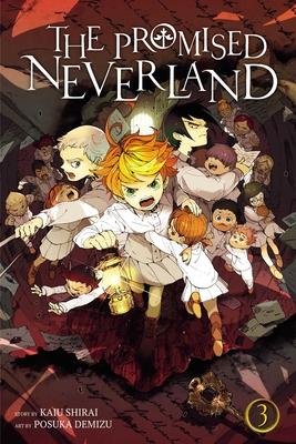 The Promised Neverland, Vol. 3, Volume 3 - Shirai, Kaiu