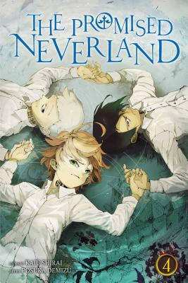 The Promised Neverland, Vol. 4, Volume 4 - Shirai, Kaiu