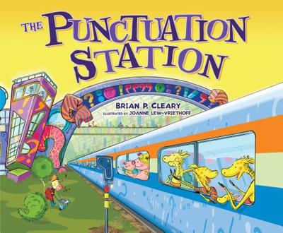 The Punctuation Station - Cleary, Brian P