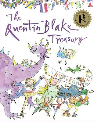 The Quentin Blake Treasury - Blake, Quentin, and Buswell, Sue (Editor)
