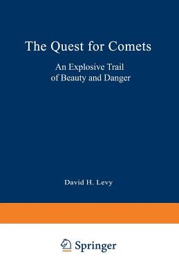 The Quest for Comets - Levy, David H