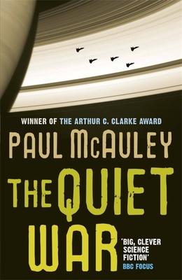 The Quiet War - McAuley, Paul