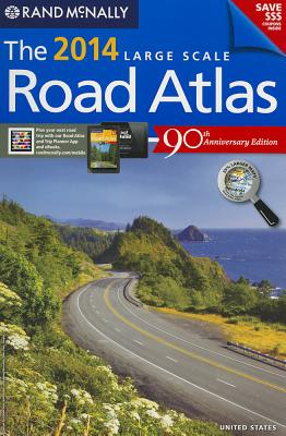 The Rand McNally Large Scale Road Atlas - Rand McNally (Creator)