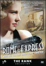 The Rank Collection: Rome Express