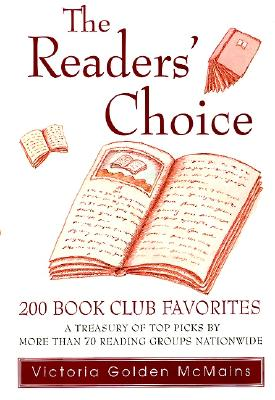 The Readers' Choice: 200 Book Club Favorites - McMains, Victoria