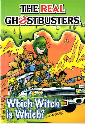 The Real Ghostbusters Which Witch Is Which? - Titan Books (Creator)