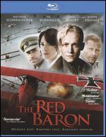 The Red Baron [Blu-ray] - Nikolai Muellerschoen