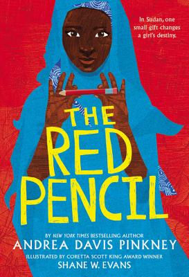 The Red Pencil - Pinkney, Andrea Davis