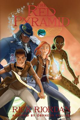 The Red Pyramid: The Graphic Novel - Riordan, Rick