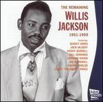 The Remaining Willis Jackson 1951-1959