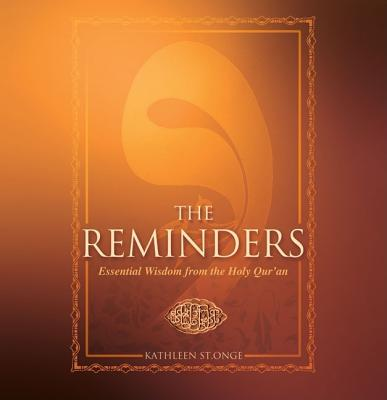 The Reminders: Essential Wisdom from the Holy Qur'an - Ozdemir, Sinan (Designer)