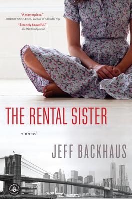 The Rental Sister - Backhaus, Jeff