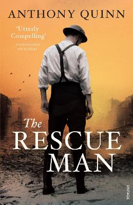 The Rescue Man - Quinn, Anthony